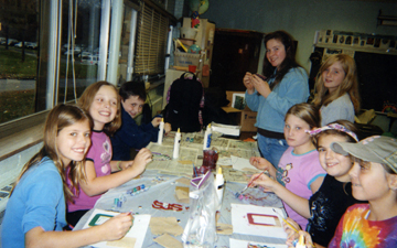 4-H Afterschool Make Christmas Presents for Seniors