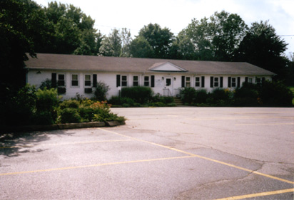 4-H meeting house